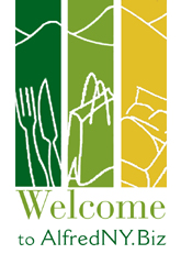 Welcome to Alfred, New York! Alfred, NY is online at AlfredNY.Biz Community Website